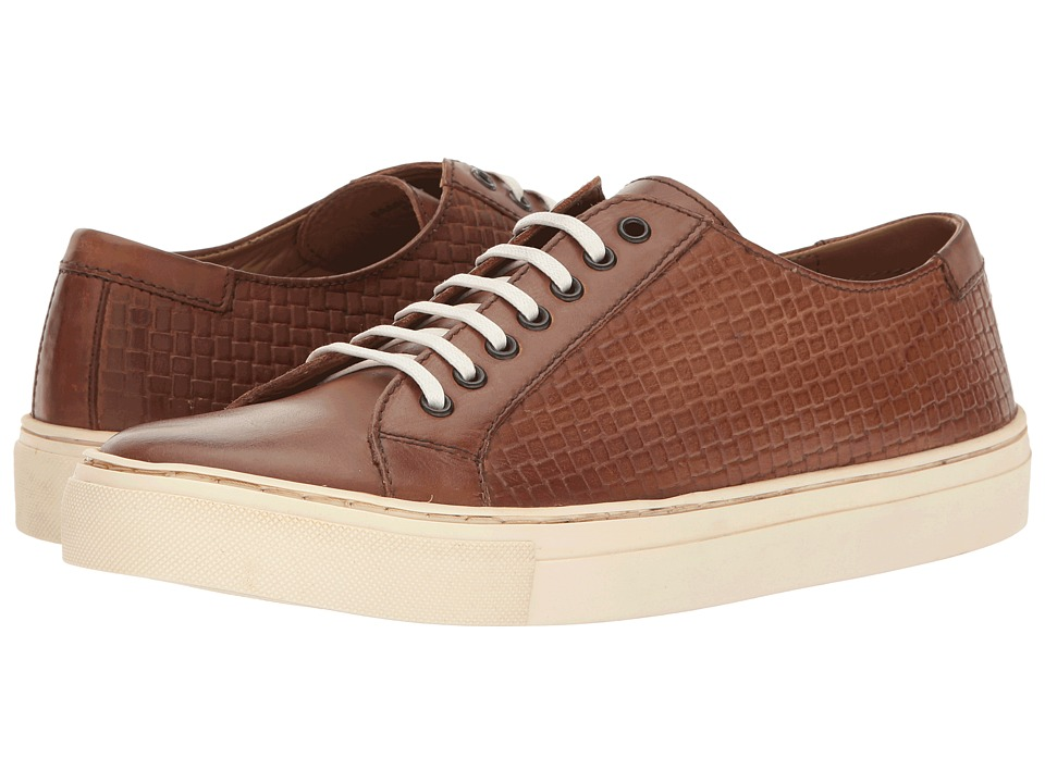 Base London - Freeman (Tan) Men's Lace up casual Shoes
