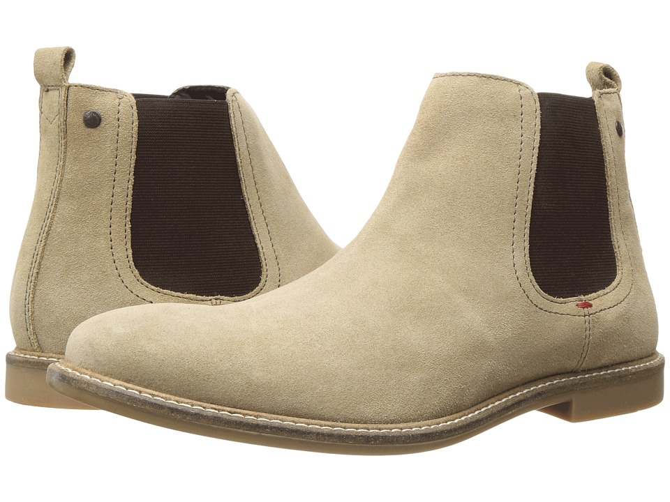 Base London - Ashdown (Taupe) Men's Boots