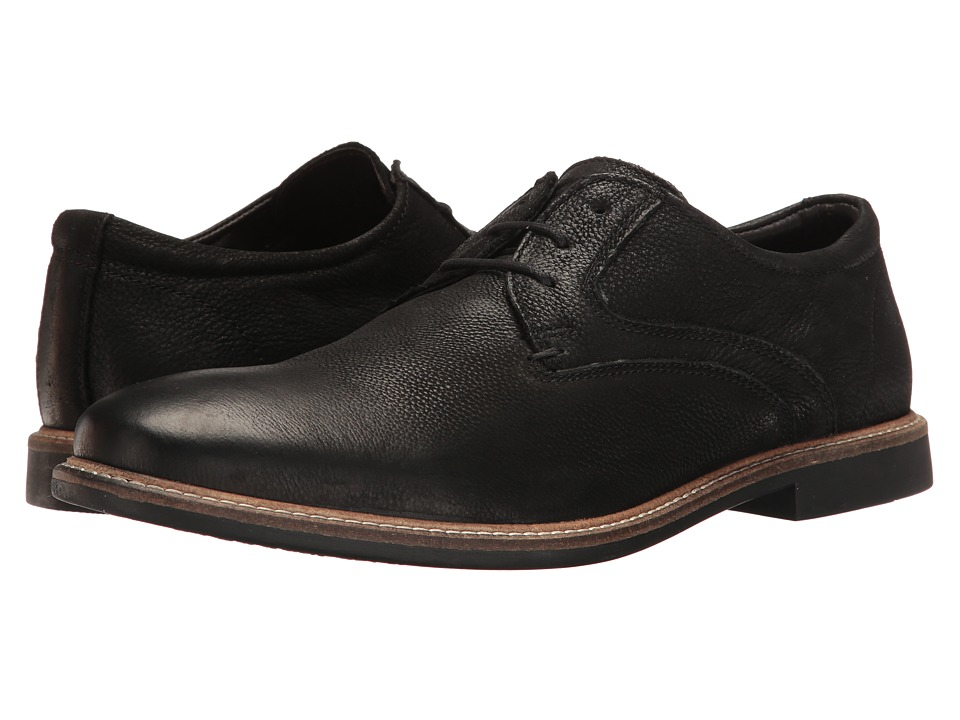 Base London - Cannock (Black) Men's Lace up casual Shoes