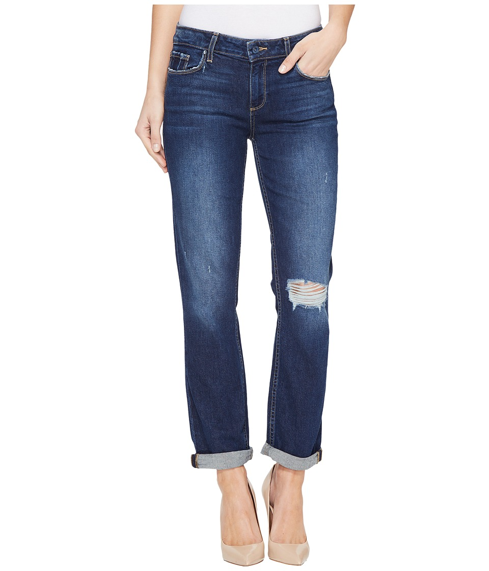 Paige - Anabelle Slim in Domino Destructed (Domino Destructed) Women's Jeans