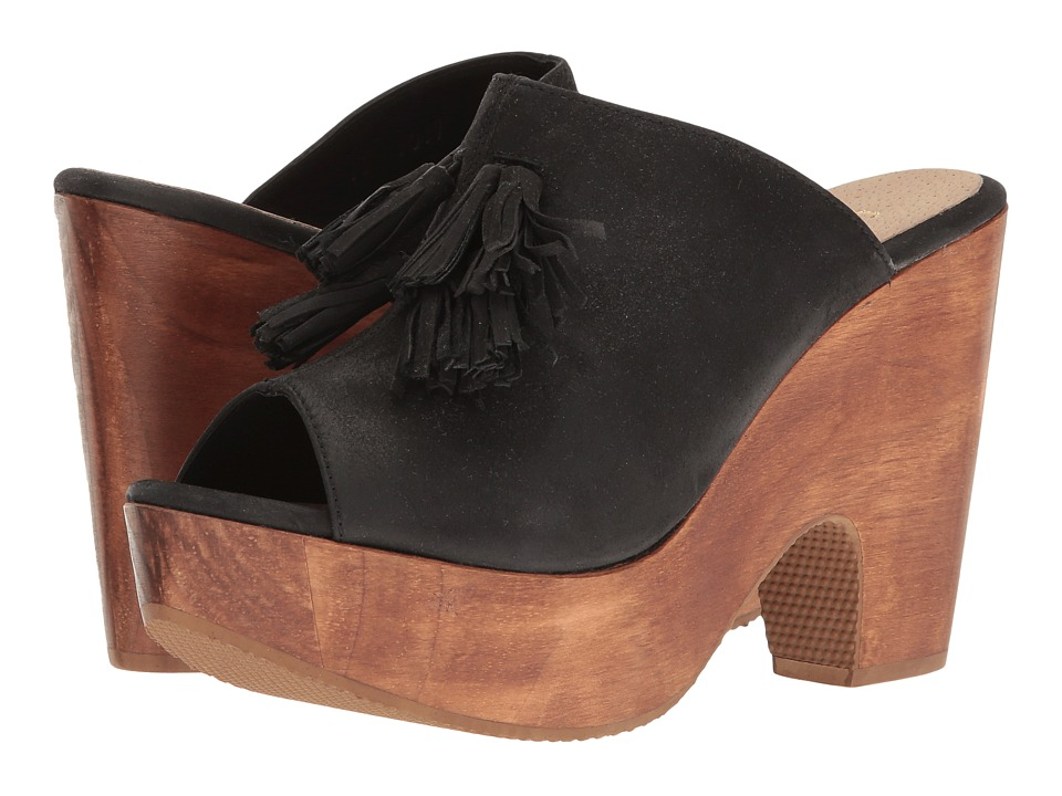 Cordani - Caliente (Black Nubuck) Women's Sandals