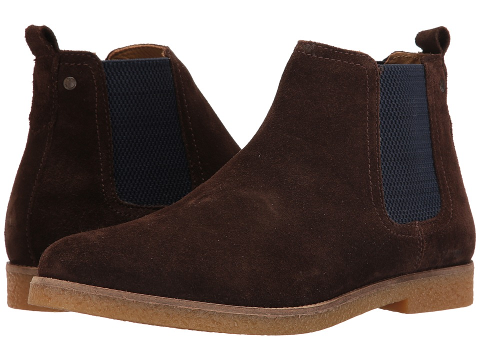 Base London - Ferdinand (Brown) Men's Boots