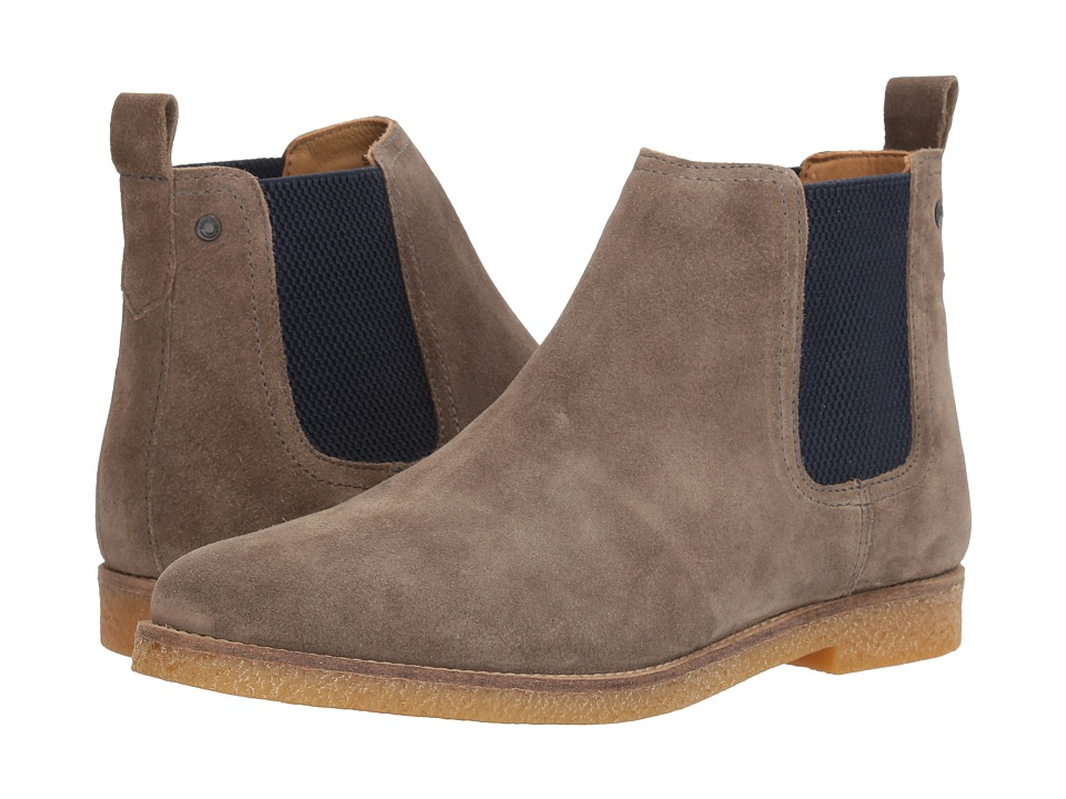 Base London - Ferdinand (Grey) Men's Boots