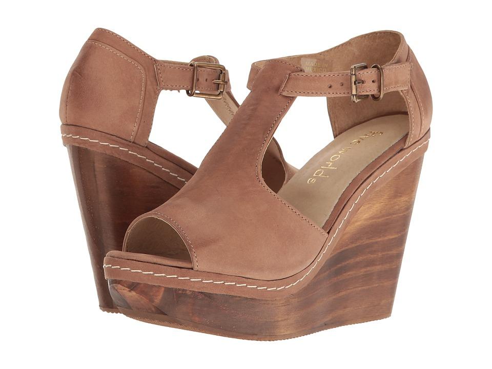 Cordani - Drama (Cocoa Nubuck) Women's Wedge Shoes