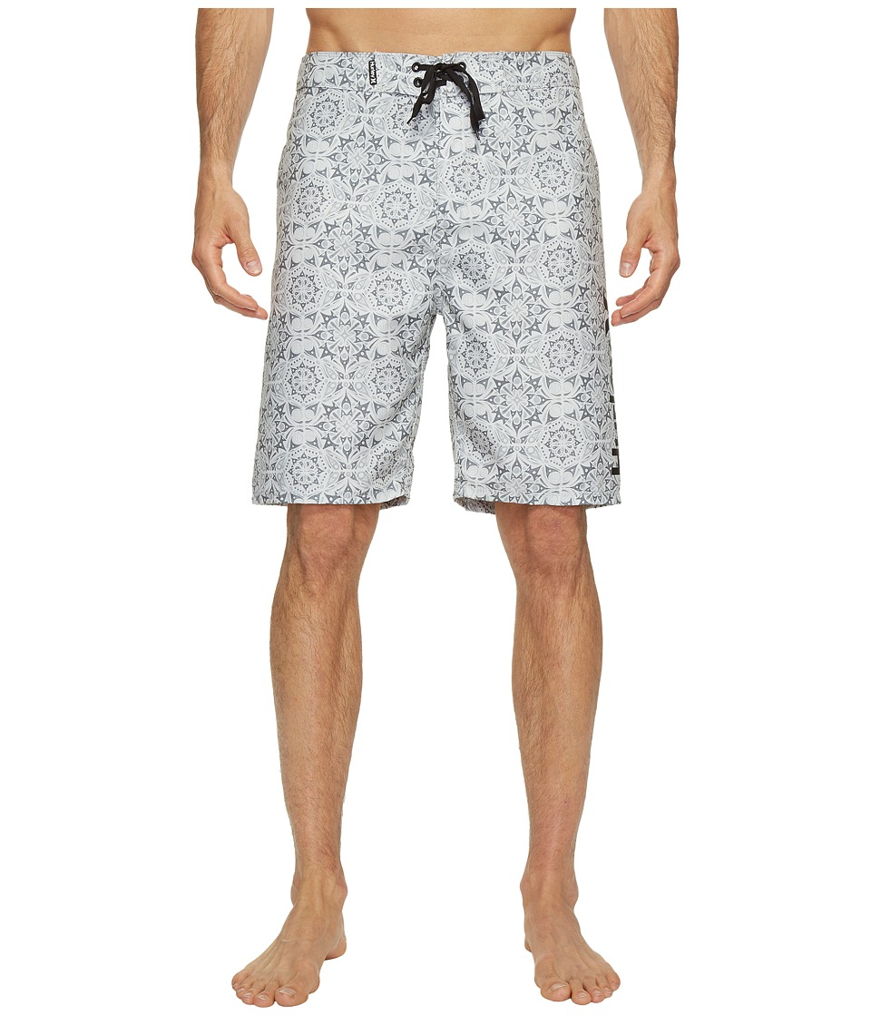 Hurley - Groves 21 Boardshorts (Cool Grey) Men's Swimwear