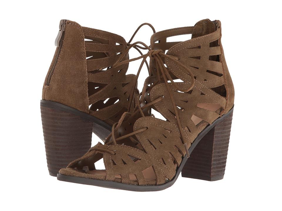 VOLATILE - Anabelle (Khaki) High Heels