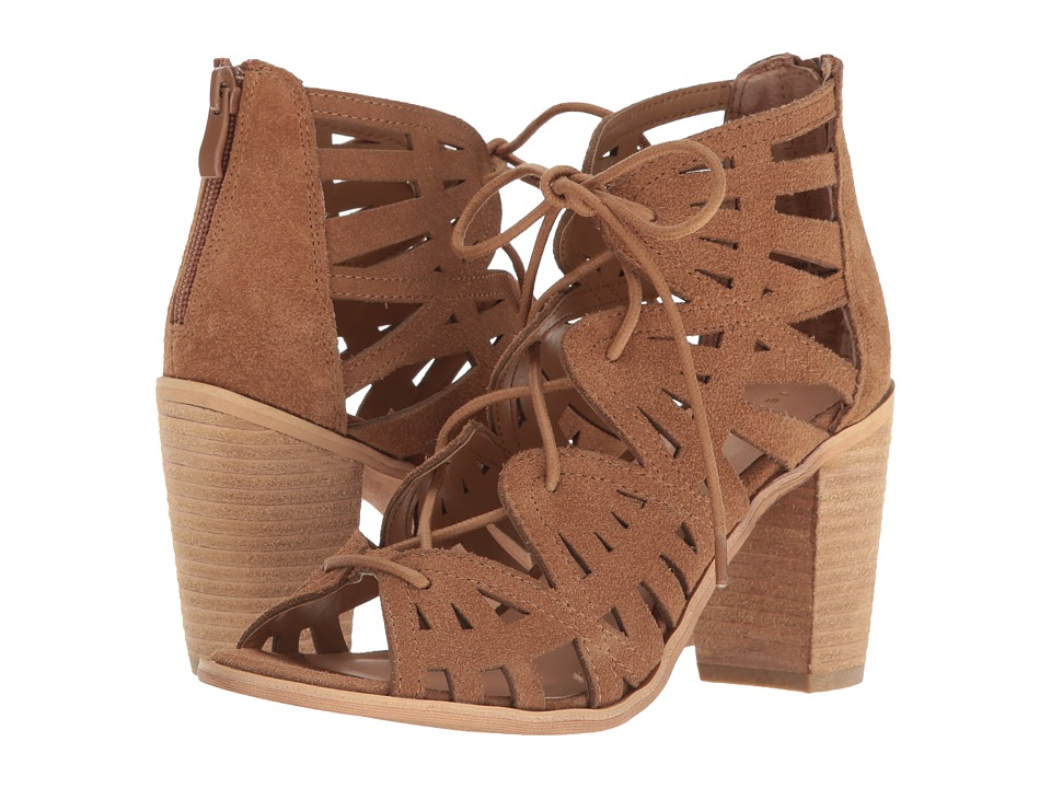 VOLATILE - Anabelle (Tan) High Heels