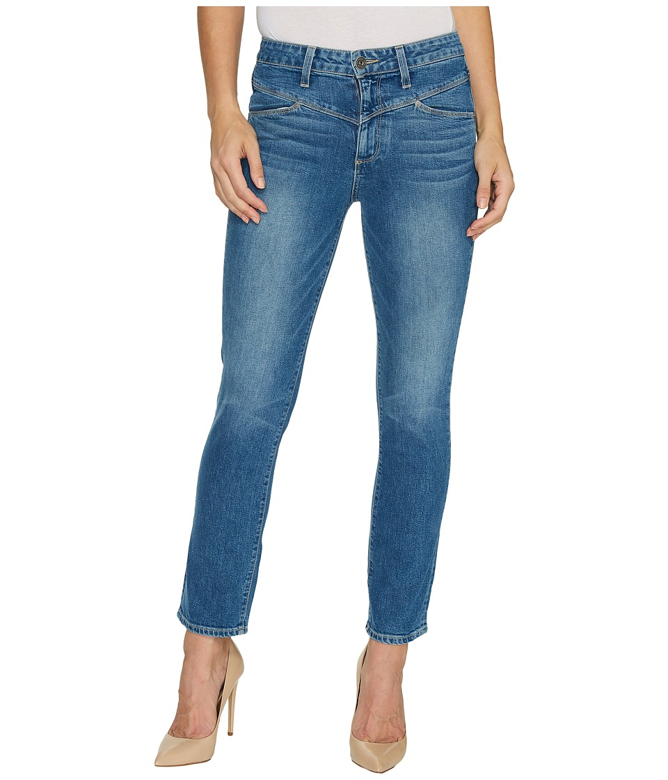 Paige - Adelyn Straight in Aria (Aria) Women's Jeans