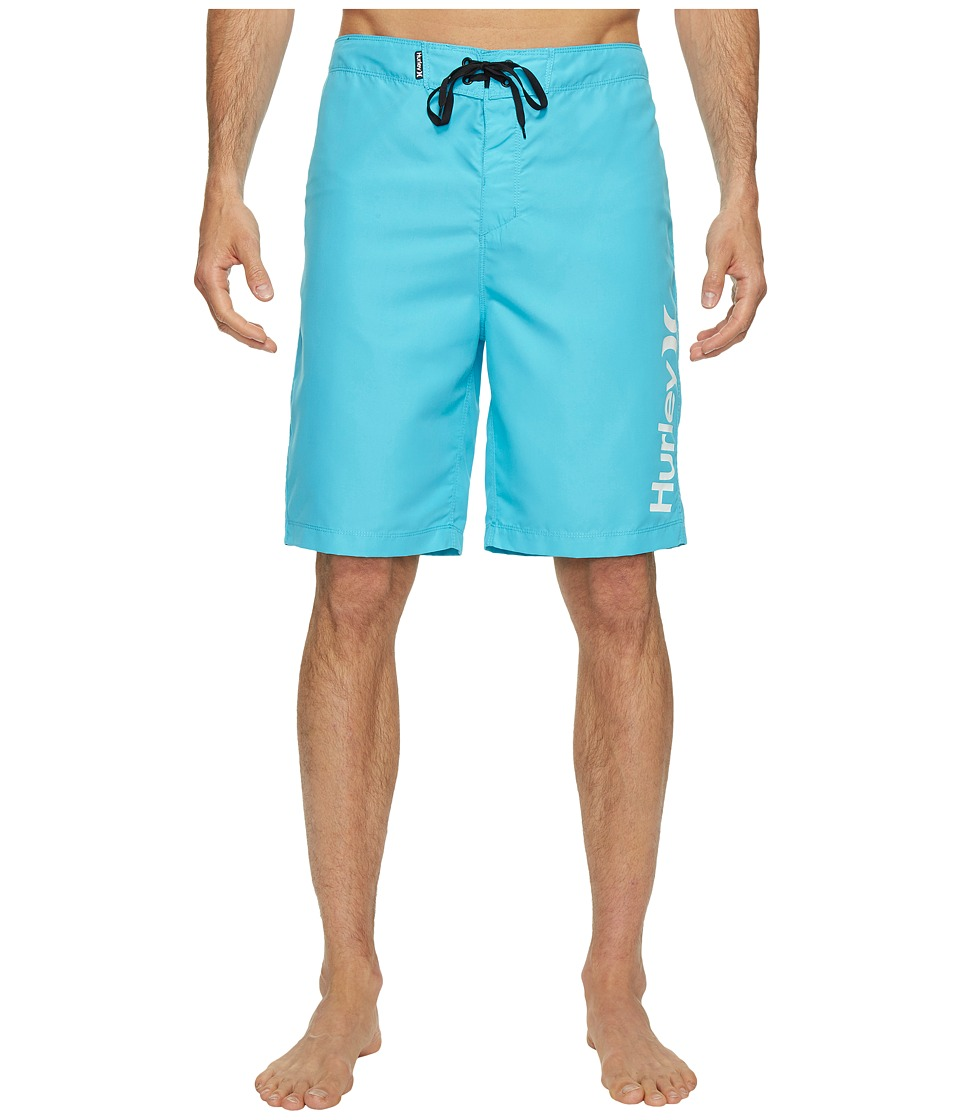 Hurley - One Only 2.0 Boardshorts 21 (Chlorine Blue) Men's Swimwear