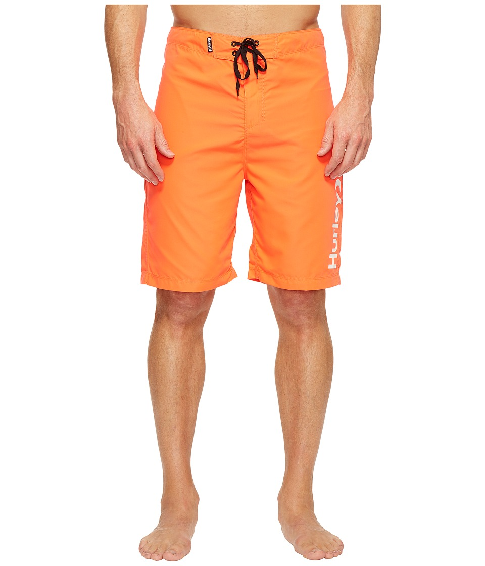 Hurley - One Only 2.0 Boardshorts 21 (Bright Crimson) Men's Swimwear