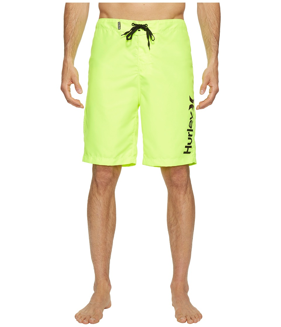 Hurley - One Only 2.0 Boardshorts 21 (Volt) Men's Swimwear