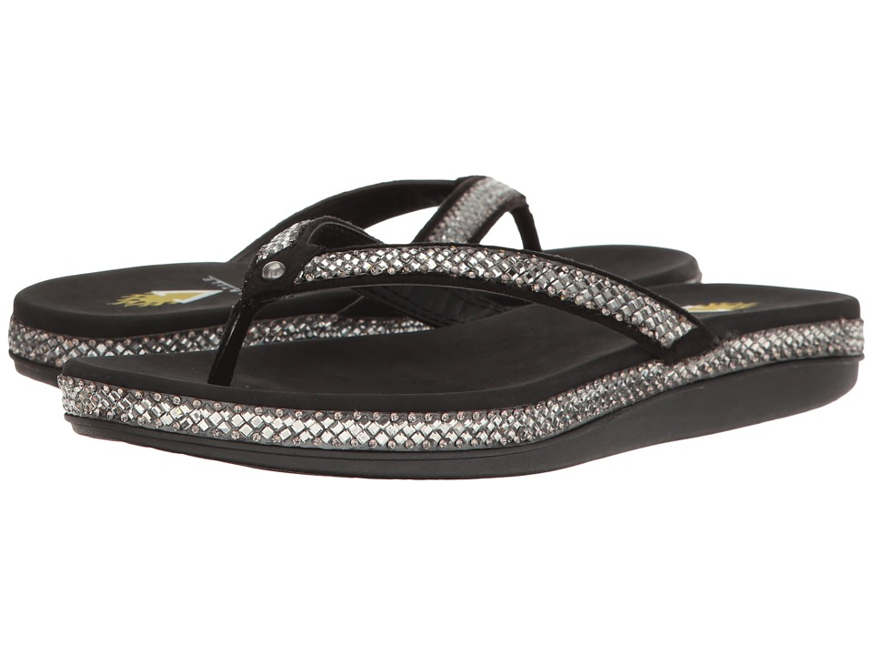 VOLATILE - Sienna (Black) Women's Sandals