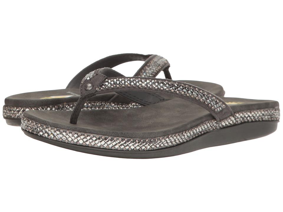 VOLATILE - Sienna (Grey) Women's Sandals
