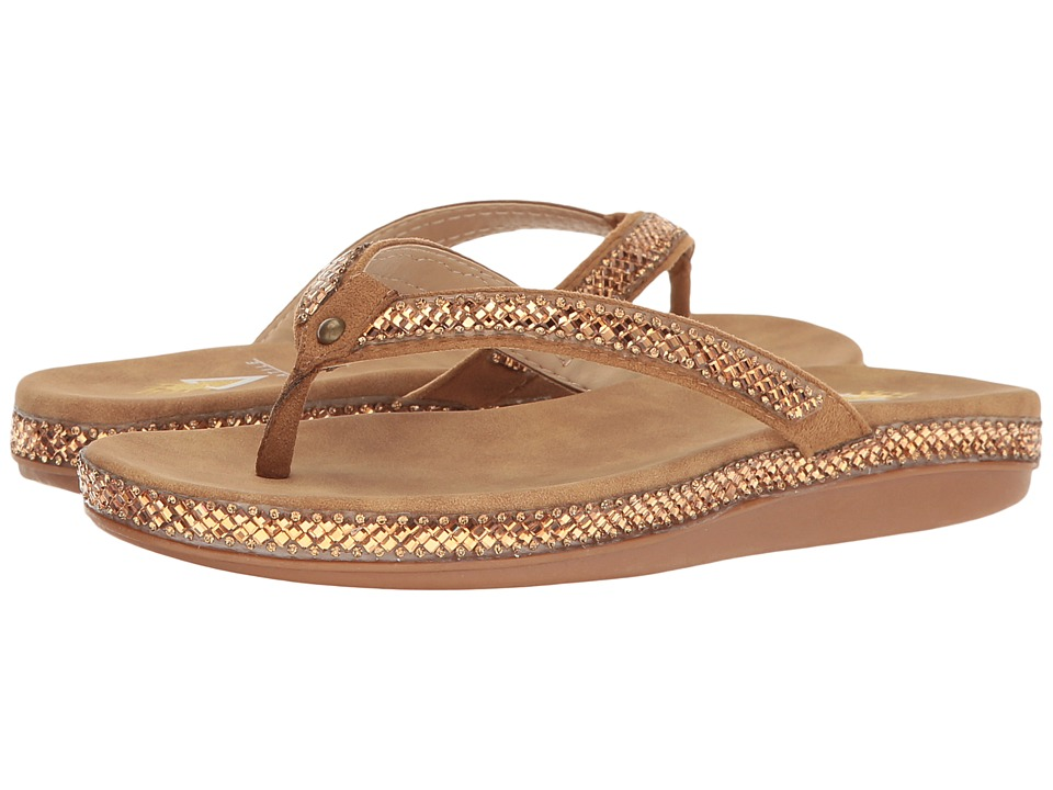 VOLATILE - Sienna (Natural) Women's Sandals