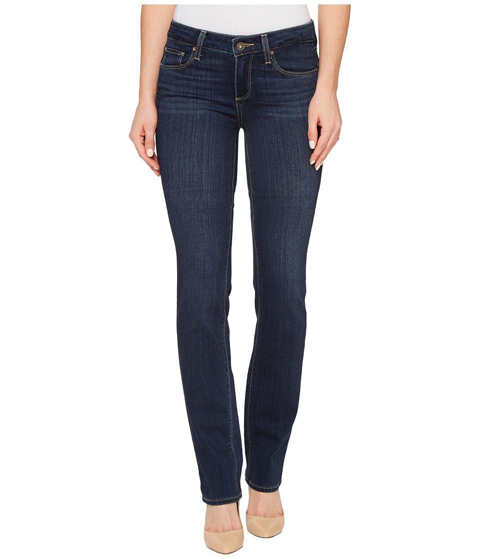 Paige - Skyline Straight in Avi (Avi) Women's Jeans