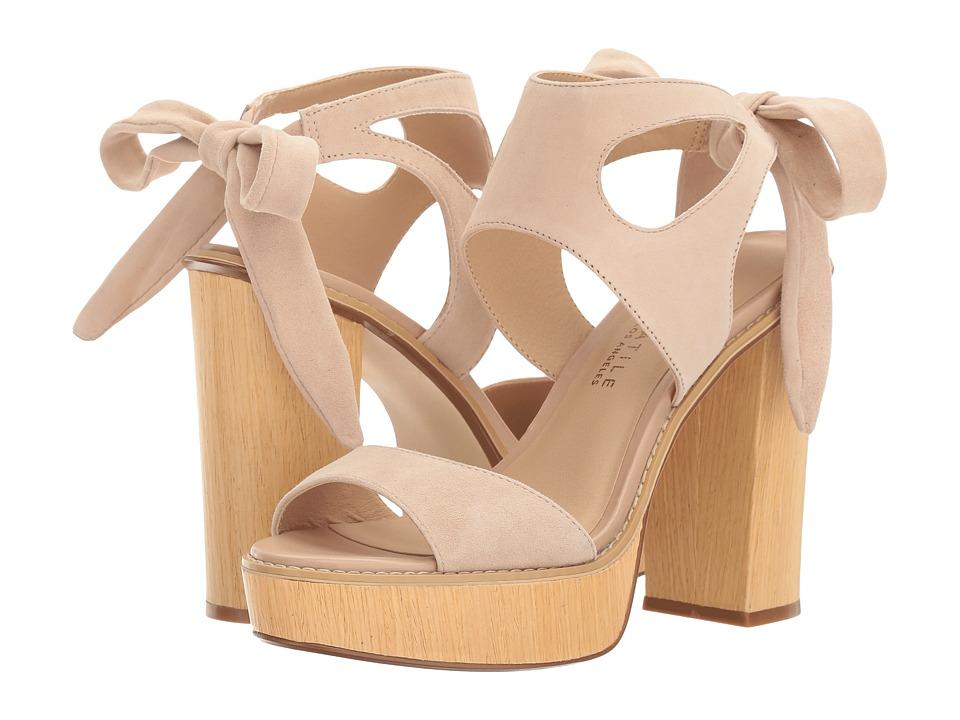 VOLATILE - Ashlee (Nude) Women's Sandals