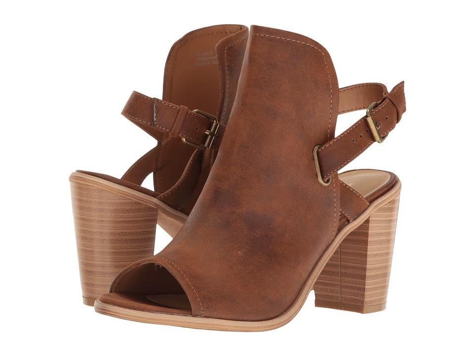 VOLATILE - Bolten (Tan) Women's Sandals