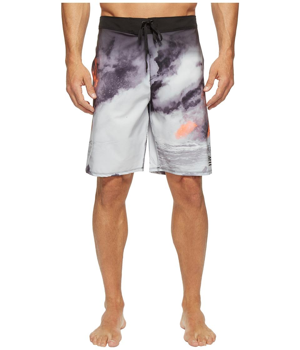 Hurley Phantom Clark Little Lava 20 Boardshorts (Multi) Men