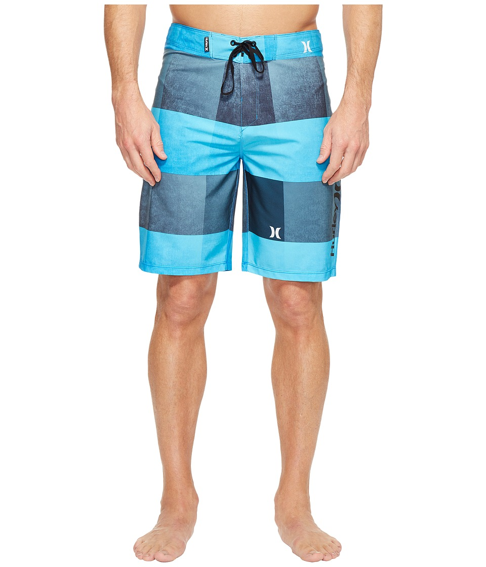 Hurley - Phantom Kingsroad 20 Boardshorts (Chlorine Blue) Men's Swimwear