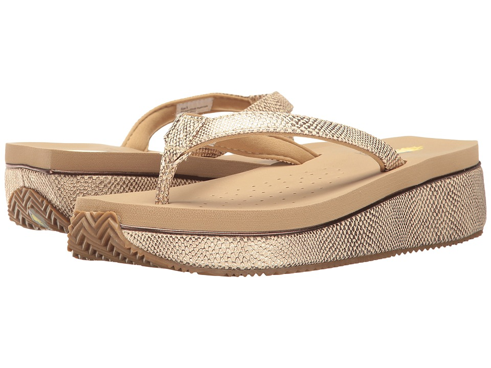 VOLATILE - Publish (Natural) Women's Sandals