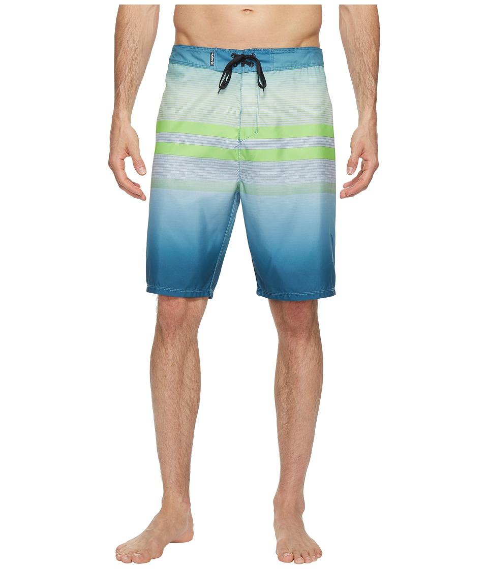 Hurley - Southswell 21 Boardshorts (Legion Blue) Men's Swimwear