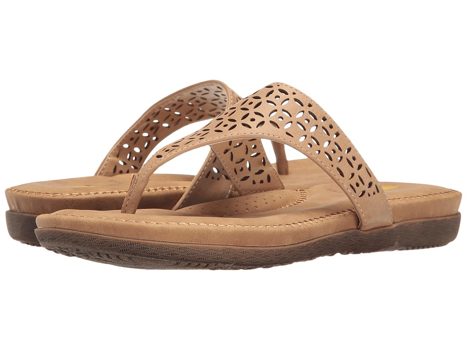 VOLATILE - Evelina (Natural) Women's Sandals