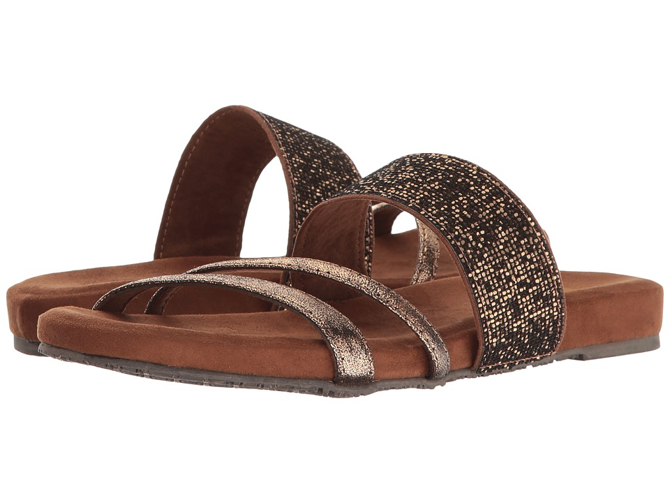 VOLATILE - Dynamite (Bronze) Women's Sandals