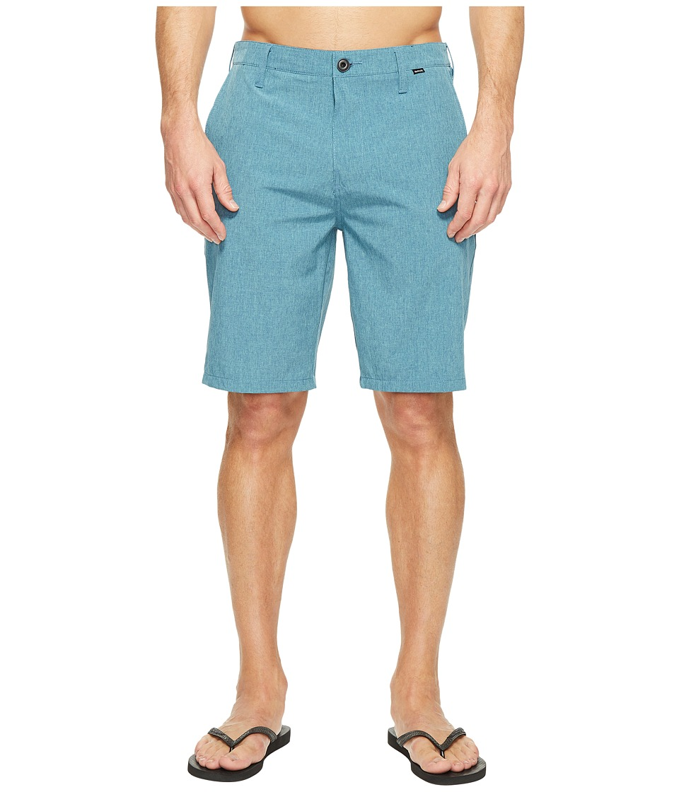 Hurley - Phantom Boardwalk Short (Smokey Blue) Men's Shorts
