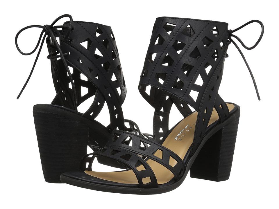 VOLATILE - Braylon (Black) High Heels