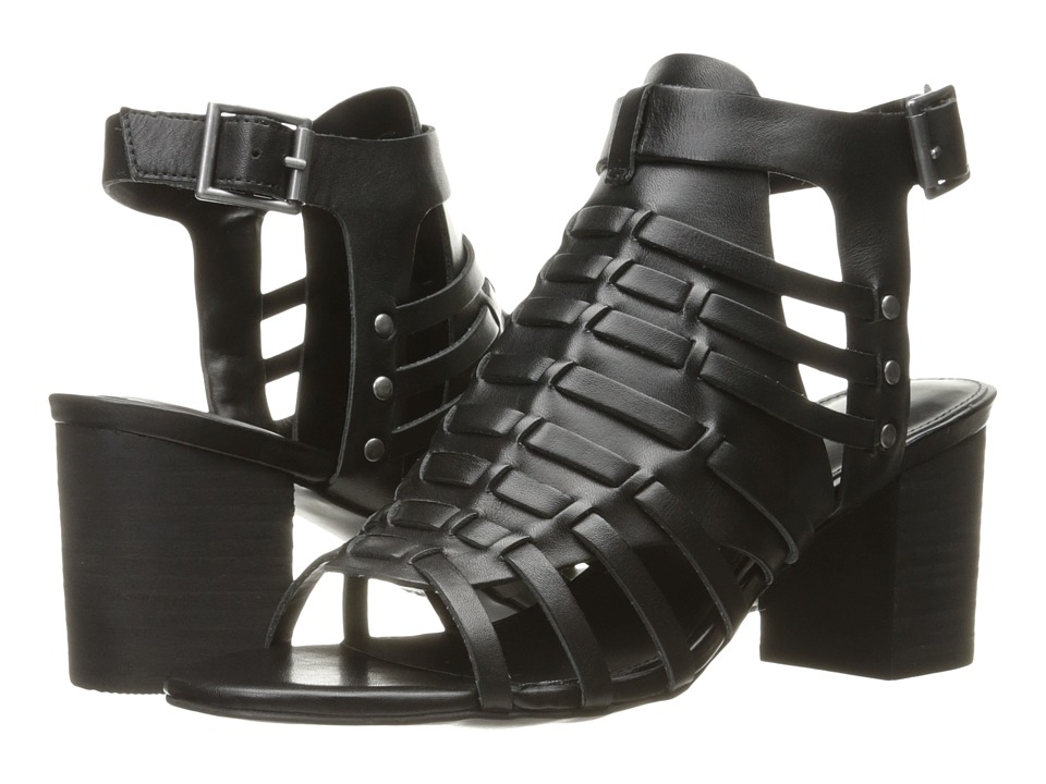 VOLATILE - Vertical (Black) High Heels
