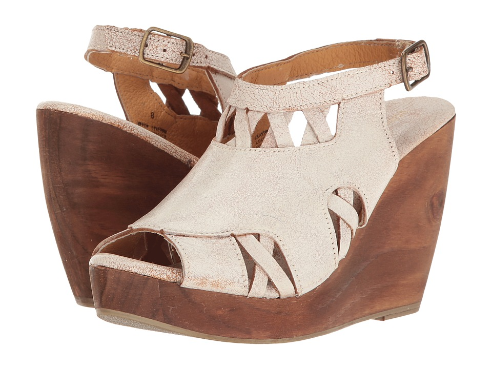 VOLATILE - Sloane (Off-White) Women's Wedge Shoes