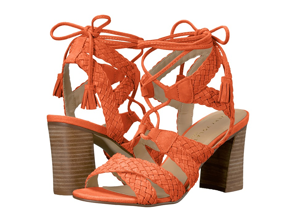 VOLATILE - Kaia (Orange) High Heels