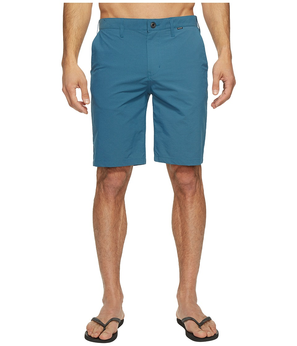 Hurley - Dri-FIT Chino Walkshort (Legion Blue) Men's Shorts