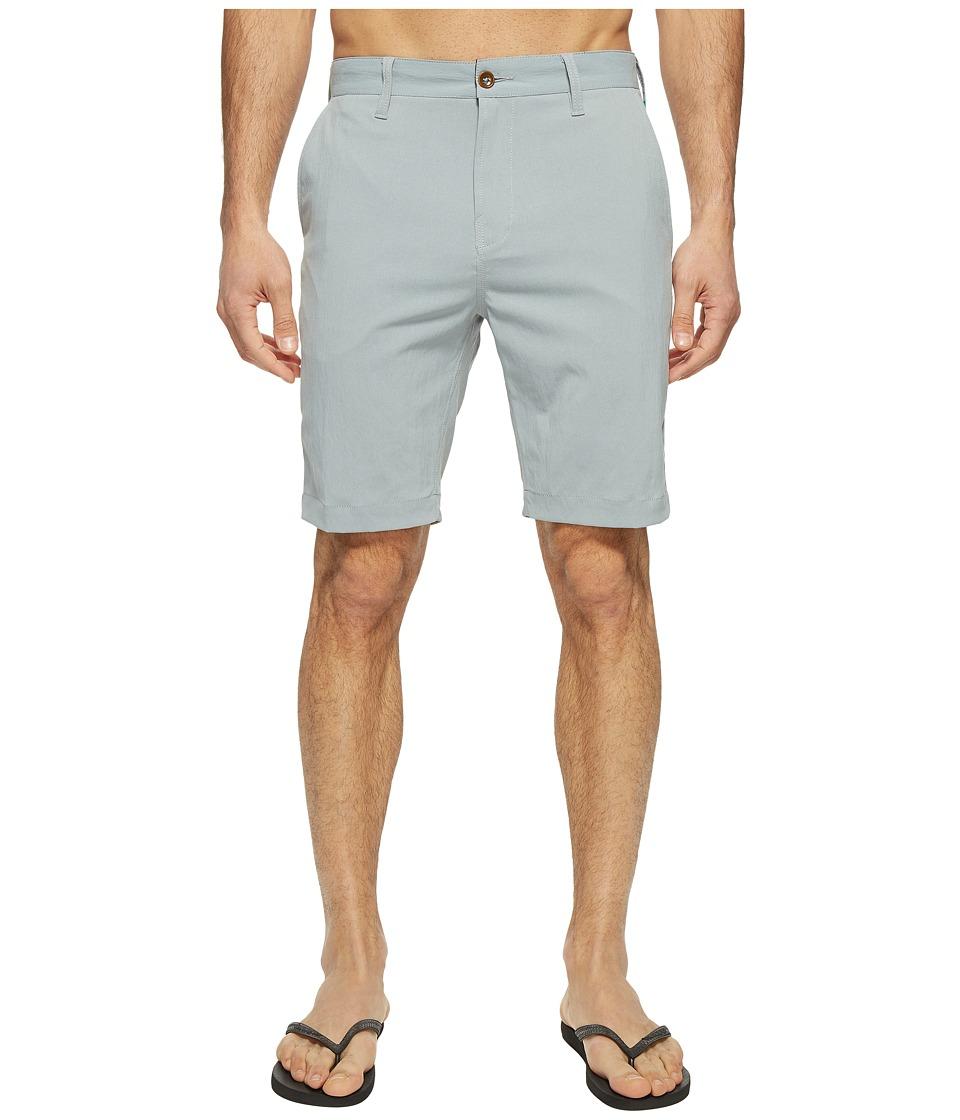 VISSLA - Otto Four-Way Stretch Hybrid Walkshorts 20 (Steel) Men's Shorts