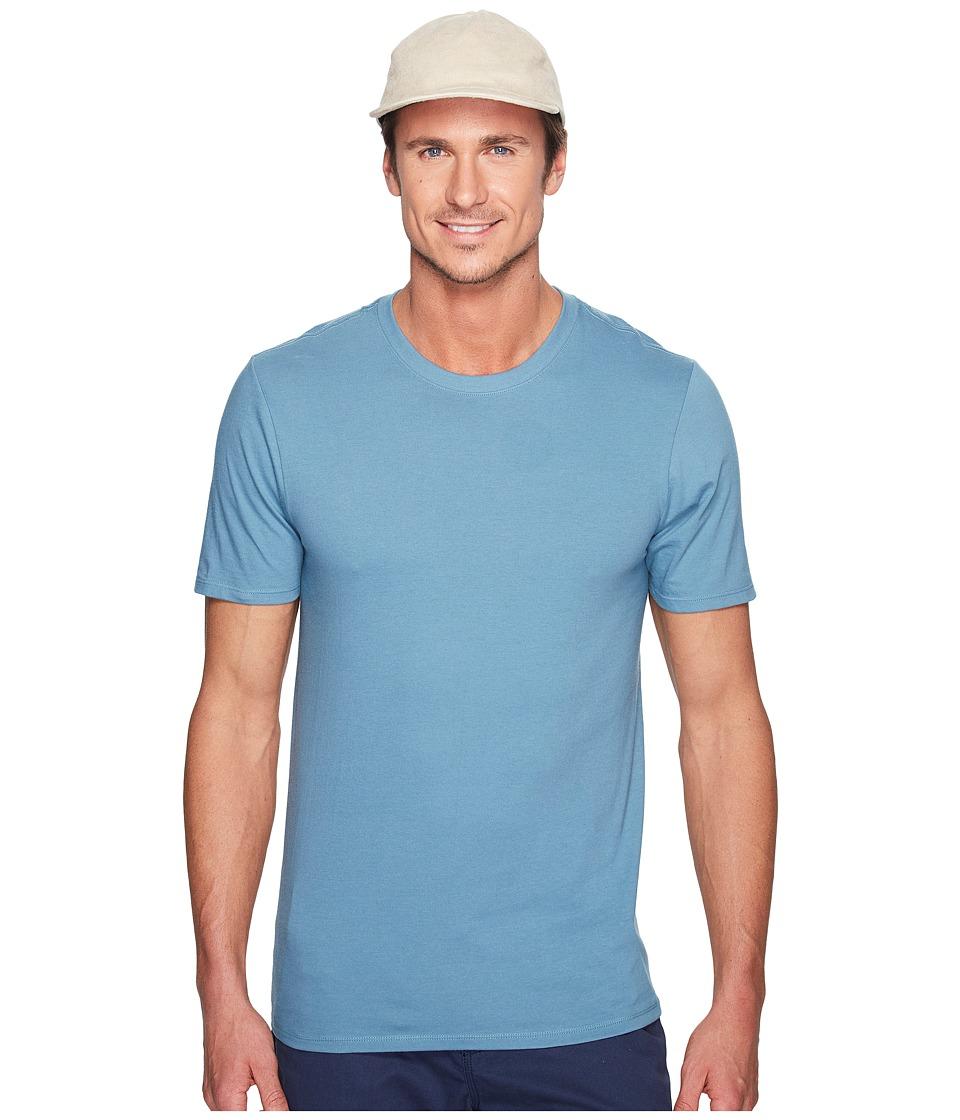 Hurley - Staple Crew (Smokey Blue) Men's Clothing