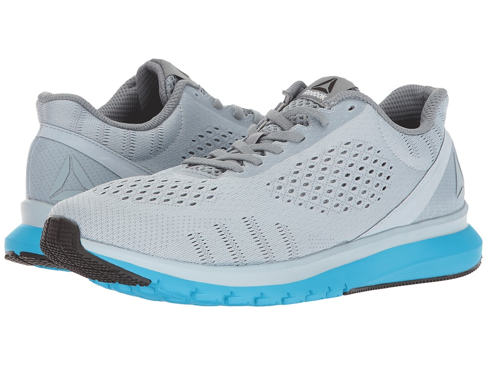 Reebok - Print Smooth ULTK (Gable Grey/Asteroid Dust/Black/Carribean Teal) Men's Running Shoes