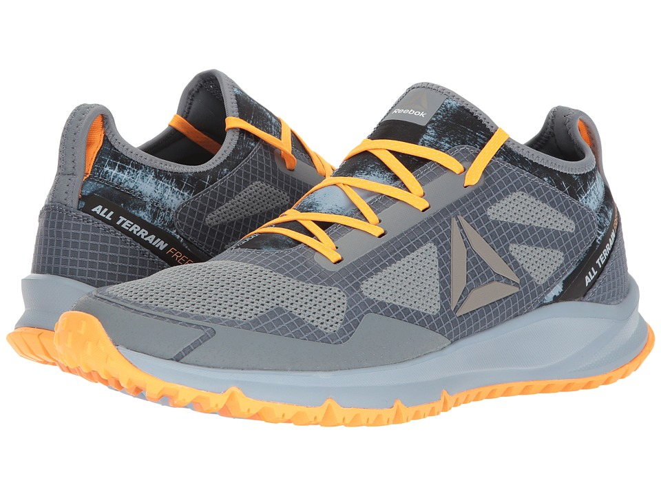 Reebok - All Terrain Freedom (Asteroid Dust/Gable Grey/Fire Spark/Wild Orange/Pewter) Men's Running Shoes