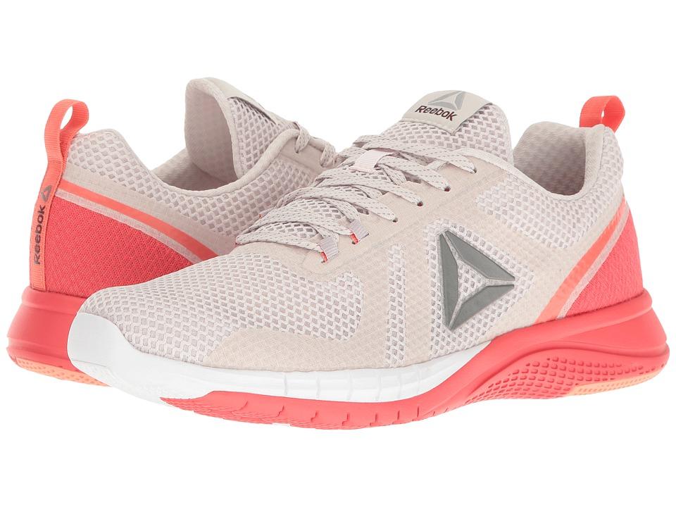Reebok - Print Runner 2.0 (Lilac Ash/Whisper Grey/Fire Coral/Stellar Pink) Women's Running Shoes