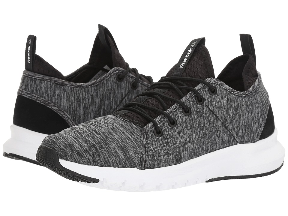 Reebok Plus Lite (Heather/Black/White) Women