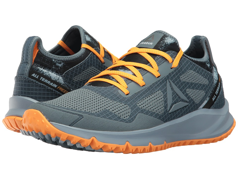 Reebok - All Terrain Freedom (Stonewash/Gable Grey/Fire Spark/Silver Metallic) Women's Shoes