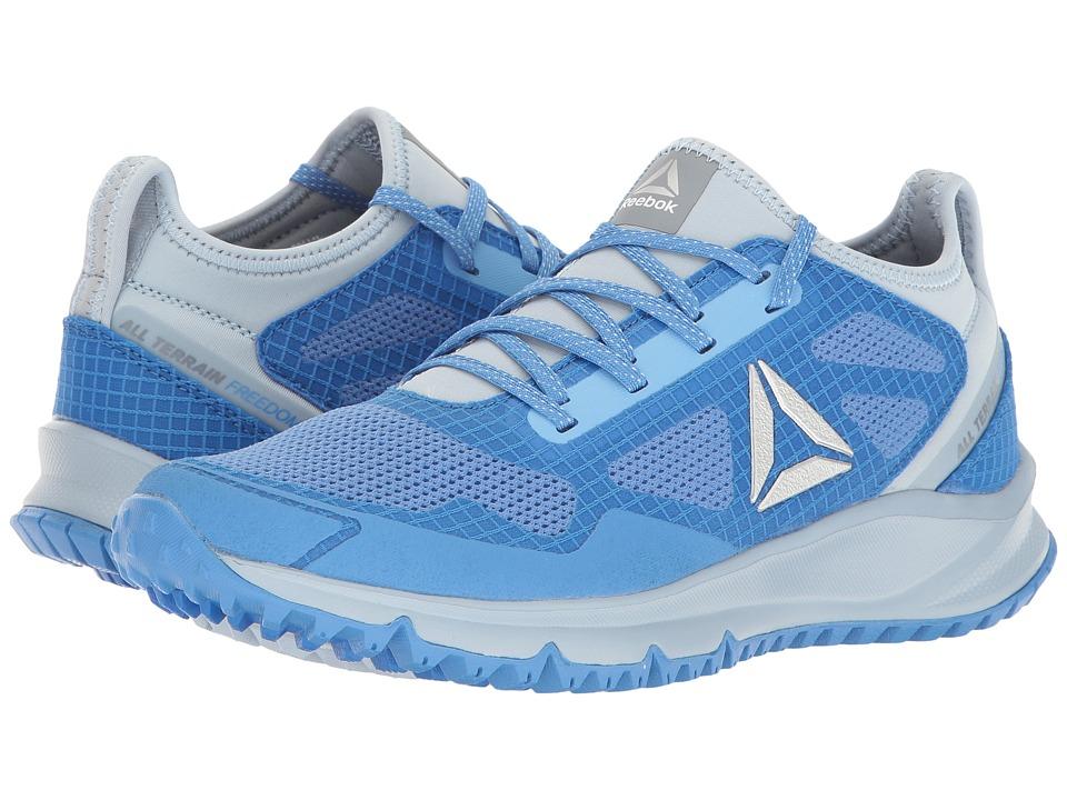 Reebok - All Terrain Freedom (Echo Blue/Gable Grey/Sky Blue/Asteroid Dust) Women's Shoes