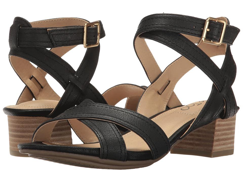 Me Too - Mia (Black) Women's Shoes