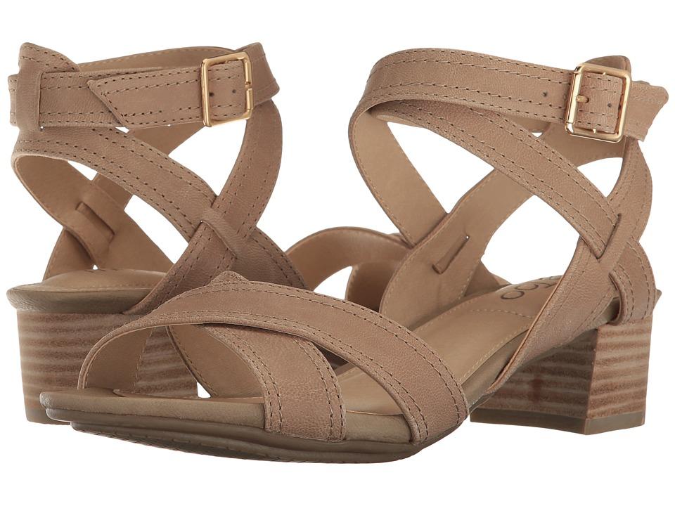 Me Too - Mia (Stone) Women's Shoes