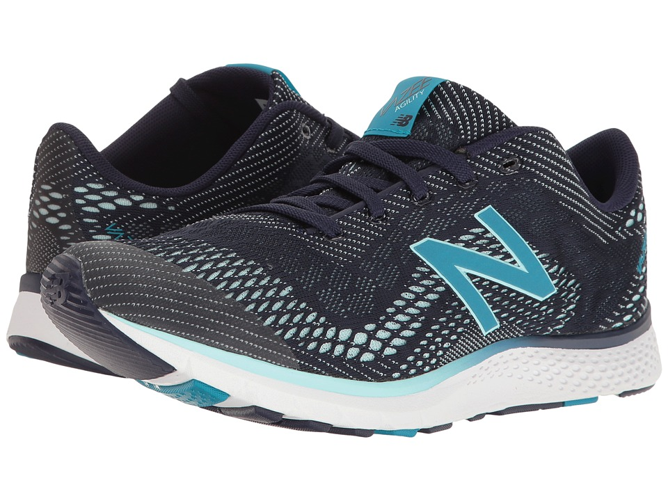New Balance - Vazee Agility (Dark Denim/Ozone Blue) Women's Running Shoes