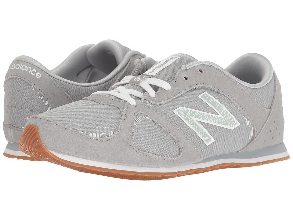 New Balance L555 Flipduo (Silver Mink/Graphic) Women