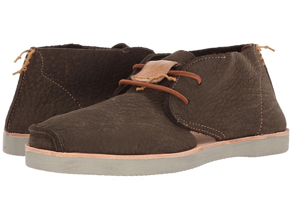 Satorisan - Benirras Mid-Bokhara Antelope (Loden) Men's Shoes