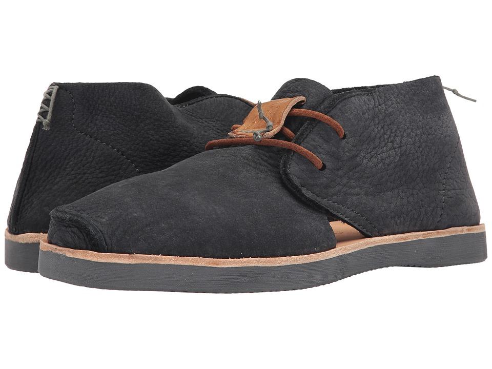 Satorisan - Benirras Mid-Bokhara Antelope (Charcoal) Men's Shoes