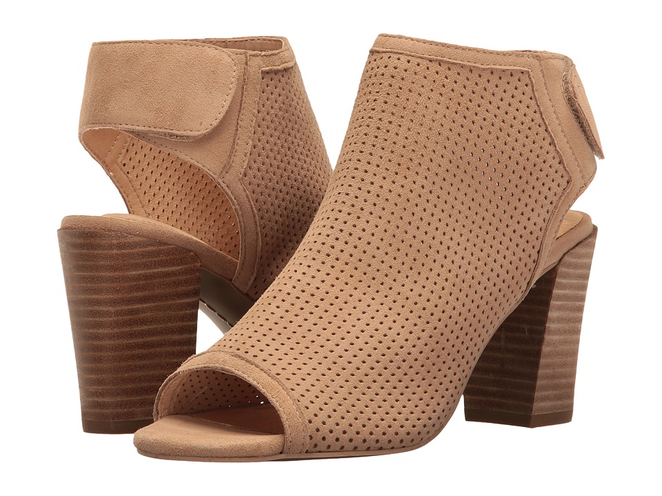 Me Too - Adam Tucker Malena (Cappuccino Suede) High Heels
