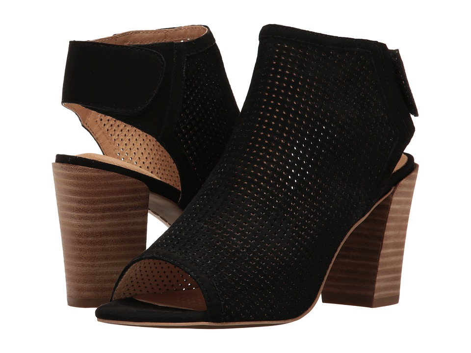Me Too - Adam Tucker Malena (Black Suede) High Heels