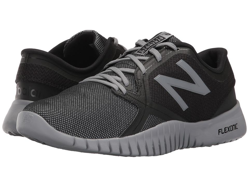 New Balance - MX66v2 (Black/Gunmetal) Men's Shoes
